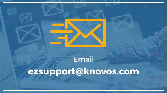 Knovos Email Support
