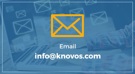 Email us at: info@knovos.com