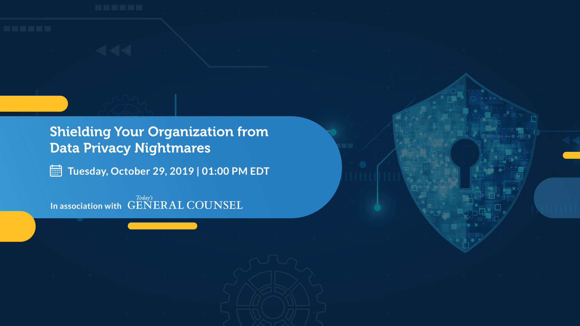 Shielding Your Organization from Data Privacy Nightmares