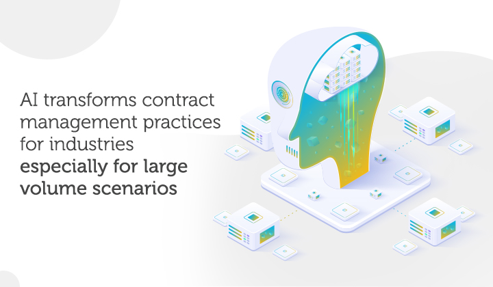 AI (Artificial Intelligence) Transforms Contract Management Practices